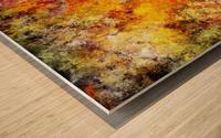 Blistering 2 Wood print