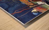 Good Day Mr. gauguin by Gauguin Wood print