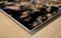 Crust Wood print