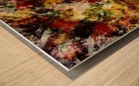Push Wood print