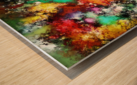 Ramble Wood print