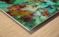 Regeneration Wood print