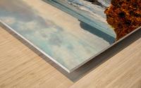 Jaco Beach Wood print
