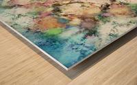 Terrain Wood print