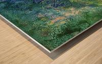 The Reef Wood print
