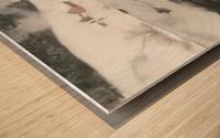 Blaafarveverket Wood print