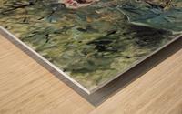 Julie Manet by Morisot Wood print