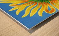 Sweet Song of Summer Wood print