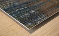 Klimt - Beech Grove I Wood print