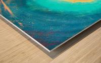 Glimpse of Black Hole No.3 Wood print