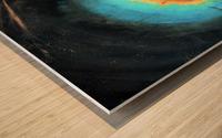 Glimpse of Black Hole No.2 Wood print