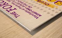 the forum inglewood california lakers gift ideas Wood print