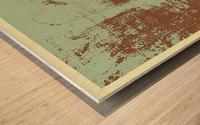 ARTE -25  Wood print