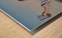 GAIL Wood print