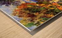 Le Staque Wood print