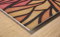 Diablo  Wood print