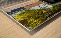 Atlanta Streetcar   Atlanta GA 6944 Wood print