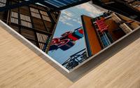 Truist Park   The Battery Atlanta GA 6741 Wood print