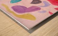 2015 Fluid 07 _ detail Wood print