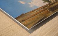 Canale San Giuseppe, Venezia Wood print