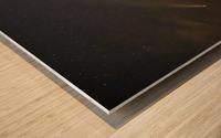 Neowise Comet 7.14.20 Wood print
