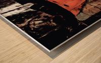 Modigliani - Lady With Hat Wood print