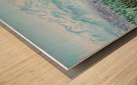 Mountains Of Sequoia  Wood print