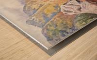 Sedona Arizona Slide Creek Wood print