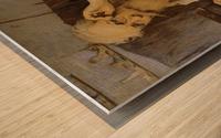 Autorretrato Wood print