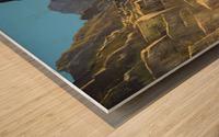 Great Falls Wood print