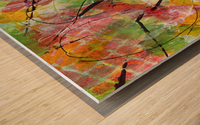 Time to Explore II Wood print