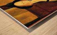 Modigliani - Portrait of Thora Klinckowstroem Wood print