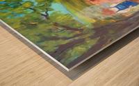 moonshiner Wood print