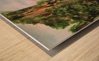 Collection THAILAND-Phi Phi island Impression sur bois