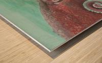 Collection WAVES-Octopus Impression sur bois