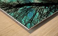 FIELDING 2 Wood print
