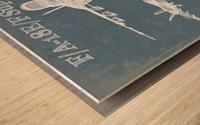 fa18 Wood print