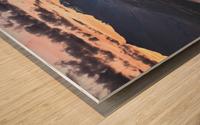 Tititea Mount Aspiring Wood print