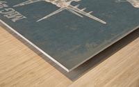 mig29a Wood print