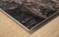 Cold Wood print