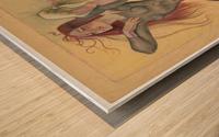 0112 Wood print