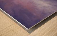 0253 Wood print