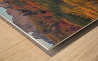 UNFORGETTABLE  Wood print