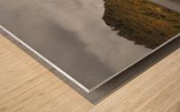The Carreg Ddu reservoir Wood print