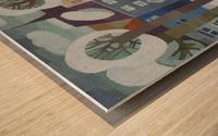 39 Wood print