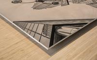Chrysler Building in New York city Wood print