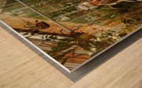 Il Penseroso Wood print