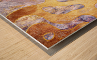 Abstract Marble XXIX Wood print