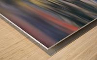 oO Wood print