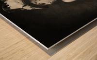 Cabaret I Wood print